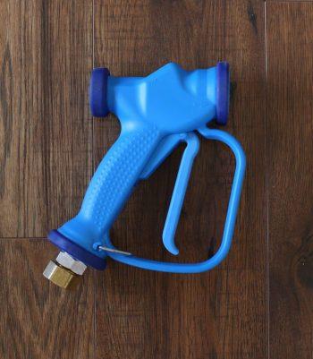 Big Blue Gun
