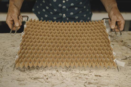 Paperpot Paper Chain Spread