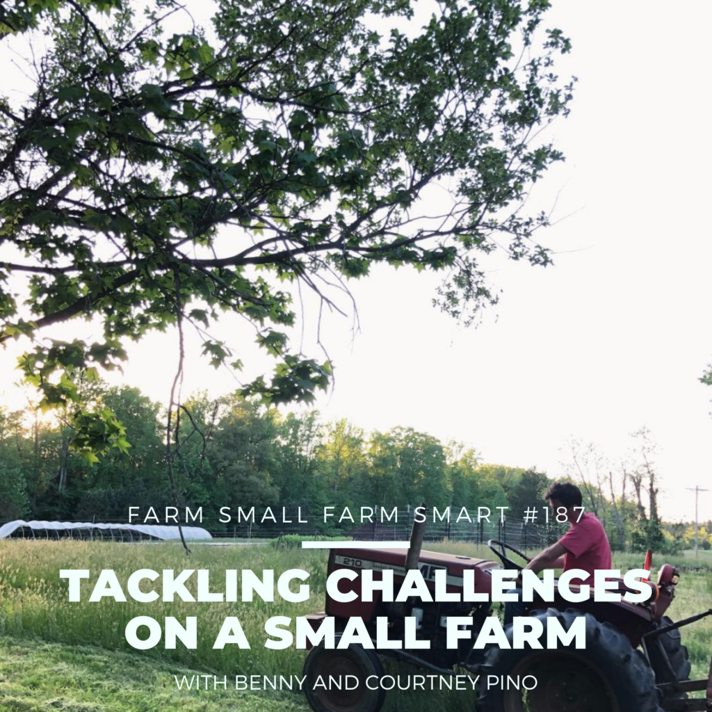 Farm Small Farm Smart Podcast
