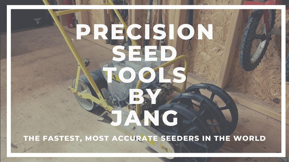 Jang Seeders - JP1, JP5 used for seeding crops.