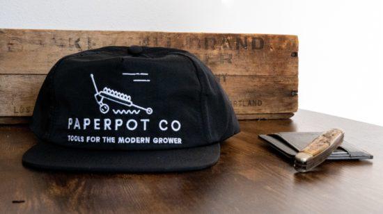 Paperpot Co Hat